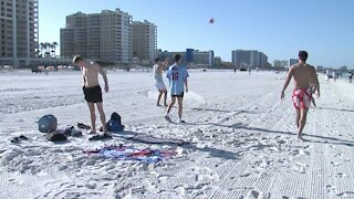 Some College Students Are Snagging Vaccines To Travel For Spring Break