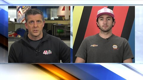 Mick Shaffer goes '6 Questions' with NASCAR driver Chase Elliott
