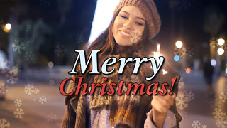 Merry Christmas - Greeting 4 - Video