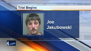 Trial set to begin for Joseph Jakubowski - Video