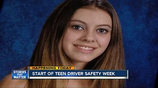 'Teen Driver Safety Week' spreads awareness about distracted driving - Video