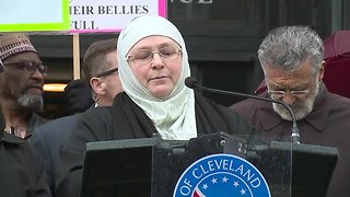 RAW: Vigil held in Cleveland for New Zealand mosque attack victims