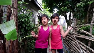 Bizarre Philippines island where 1 in 3 households have twins