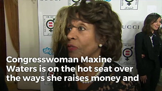 Maxine Waters Subject Of Fec Complaints After Reportedly Funneling $750k To Daughter - Video