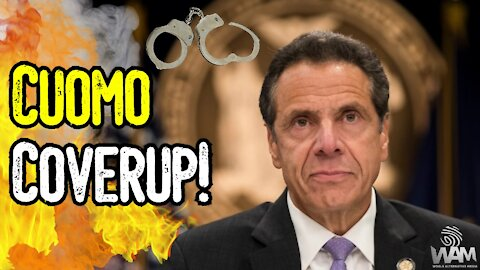 CUOMO COVERUP! - New York Governor In BIG Trouble Over Nursing Home Deaths!