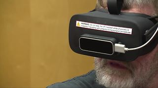 UH brain surgeons use flight simulator technology to practice surgery, give patients peace of mind - Video