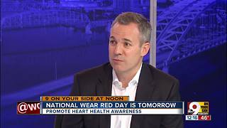 National Wear Red Day is Friday - Video