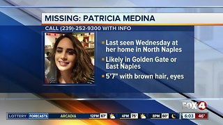 Collier County teen missing