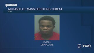 Former FedEx employee threatens mass shooting at facility in Fort Myers