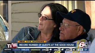 The Good House sees record number of guests in October - Video