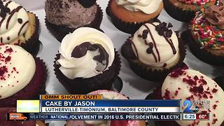 Good morning from Cake By Jason! - Video