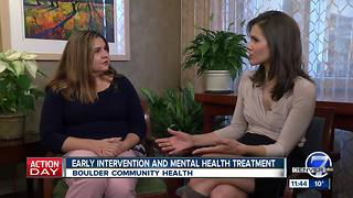 Boulder Community Health Doctor discusses depression - Video