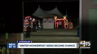 Guests upset with Winter Wonderfest experience - Video