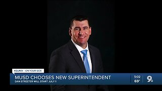 Marana Unified School District selects new superintendent