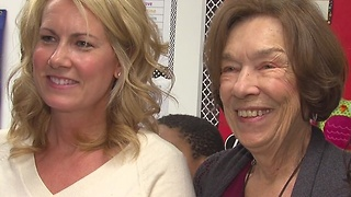 Teacher of the week: Gwenn Tierney - Video