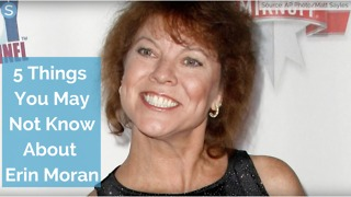 5 things you may not know about Erin Moran - Video