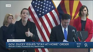 Tucson Mayor Romero calls for further action on Ducey's stay-at-home order