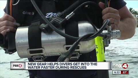 Divers improve response time during weekend boat rescue