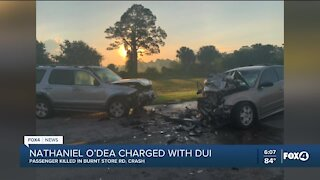 Man charged with DUI after crash in Cape Coral