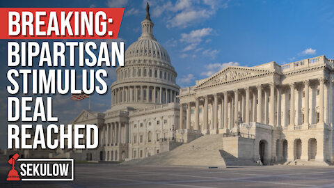 BREAKING: Bipartisan Stimulus Deal Reached