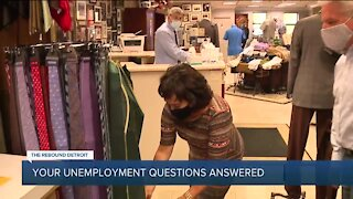 Your unemployment questions answered