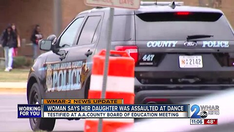 Mother pleads for answers after she says her daughter was sexually assaulted at dance