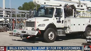 Florida Power & Light $811M rate hike approved - Video
