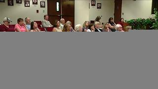 County commissioners investigate cancer concerns at Bayshore High School - Video