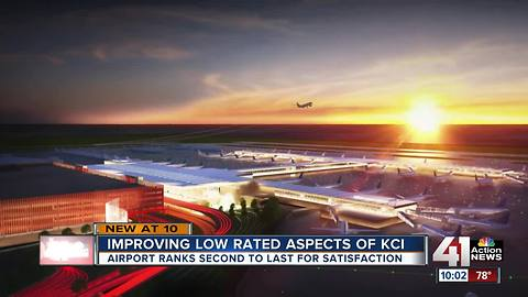 Edgemoor taking community feedback, implementing changes for KCI terminal design