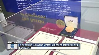 EAA Aviation Museum opens new exhibit featuring women in aviation