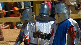 Medieval Combat World Championships - Video