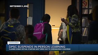DPSCD suspends in-person learning