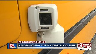 Bill would crack down on passing stopped school buses