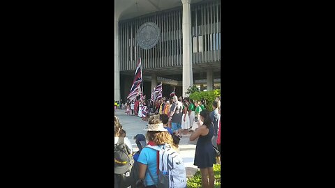 Protests in Hawaii Against Construction of Billion-Dollar Telescope on 'Sacred' Land