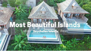 The most beautiful islands in the world - Video