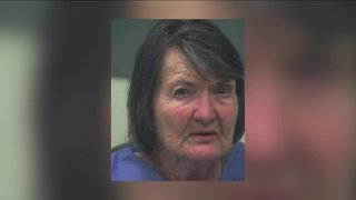 Florida woman accused of fatally beating husband with a cane - Video