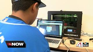Digital lab keeps teens learning over summer - Video