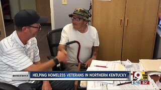 Homefront: Helping homeless veterans in Northern Kentucky