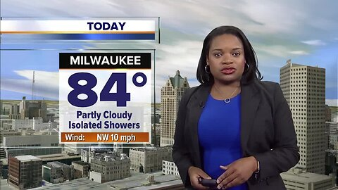 Elissia Wilson's midday Storm Team 4cast for 8/21