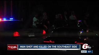 Two people killed in separate shootings in Indianapolis on Saturday - Video