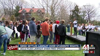 SMSD approves lawsuit with ACLU over student free speech