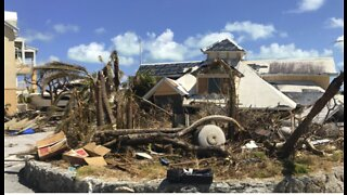After Hurricane Dorian: Marsh Harbour resembles ghost town