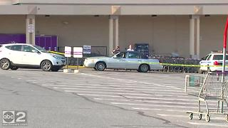 1 dead in officer-involved shooting at Giant Food in Catonsville - Video