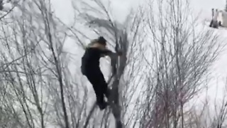 Ski Fail! Mind the Gap - Video