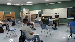 Lantana student journalists bring first-hand perspective to distance learning debate