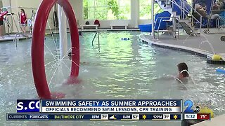 How to keep kids safe in the water this summer