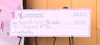 'Kay's Power Play' helps stop breast cancer in Southern Nevada
