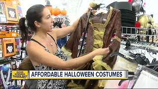 Where to find cheap Halloween costumes - Video
