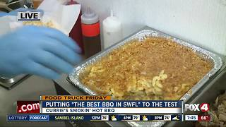 BBQ For Breakfast with Currie's Smokin' Hot BBQ 8:45AM - Video