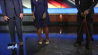 Fitness Friday: Resistance bands - Video